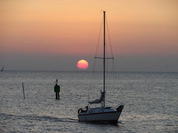 Colington Sunset