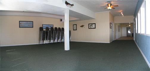 Downstaris Room